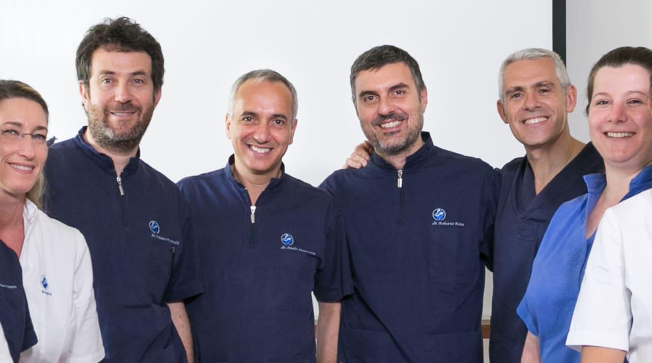 Team studio odontoiatrico Balduina